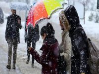 Bursa'ya kar uyarısı!