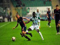Bursaspor'un dönüm maçı