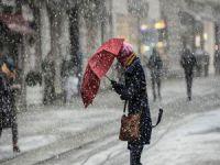 Bursa'da yoğun kar yarın başlıyor