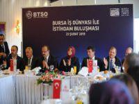 Bakan Selçuk Bursa'da