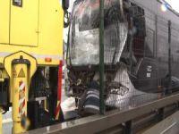 Metrobüs kazası!