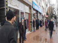 Bursa'da alev alev yandı!