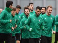 Bursaspor Galatasaray'ı bekliyor