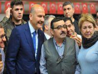 Bakan Soylu Bursa'da