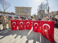 Bursa'da duygusal anlar