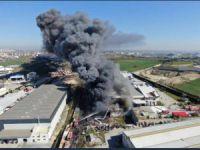 İki yılda 567 fabrika yandı