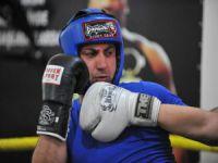 Milli boksör Bursa'da muhtar adayı oldu