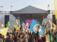 Bursa'da HDP mitingi