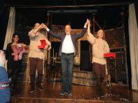 Mudanya'da 'Bir baba Hamlet' rüzgarı