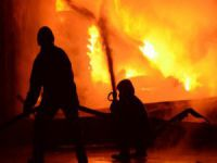 Bursa'da yangın panik yarattı!