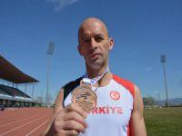 Atletizm'de Türkiye'nin gururu
