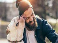 'Köpekler sakallı erkeklerden daha temiz'