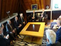 Başkanlar Bursa'da buluştu