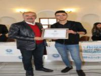 Mudanya gençlik meclisi ilk başkanını seçti