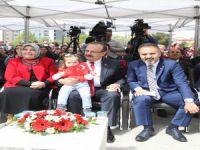 23 Nisan Bursa'da coşkuyla kutlandı