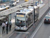 Metrobüste iğrenç taciz!