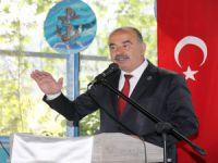 Başkan Türkyılmaz muhtarlarla buluştu
