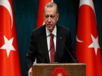 Erdoğan'dan barış çağrısı!
