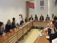 İMO Bursa şubesi beton kongresine hazır