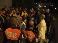 Bursa'da pazarcılar kavga etti!