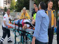 Bursa'da alkollü sürücü dehşeti!