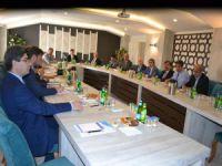 Bursa'da eğitim değerlendirme toplantısı