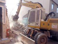 Osmangazi'de o binalar yıkılıyor