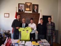Aydın'a Süper Lig hakemlerinden ziyaret