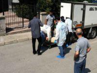 Bursa'da evlat dehşeti