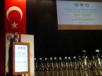 Bursa'da ödüller verildi