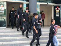 Bursa'da operasyon: 12 gözaltı