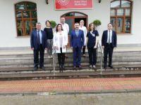 Bursa'da çocuk evlerine sağlık ziyareti