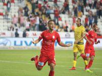 Antalyaspor: 3 - E.Y. Malatyaspor: 0