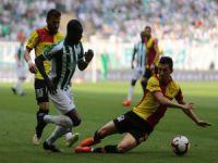 Bursaspor: 0 - Göztepe: 0