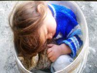 3 yaşındaki Nurcan toprağa verildi