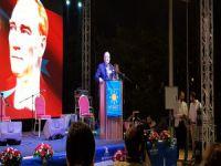 İYİ parti İzmir'de iftar verdi