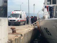Bursa'da denizde facia