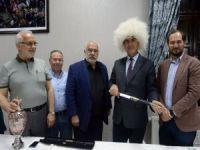 Bursa'da Balkan ve Kafkas buluşması