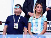 Maradona tutuklandı