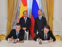 Rusya ve Vietnam arasında anlaşma