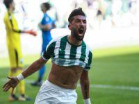 Bursasporlu futbolcuya milli davet