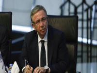 Mansur Yavaş Ankara'nin borcunu açıkladı
