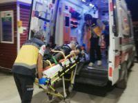 Bursa'da intihar girişimi