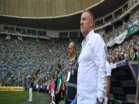 Bursaspor'da ilk istifa