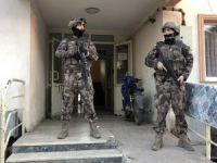 Bursa'da bin polisle operasyon