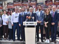 AK Parti Bursa İnsan Hakları Birimi toplandı