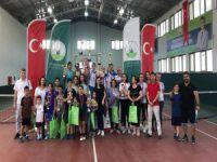 Bursa'da tenis heyecanı sona erdi
