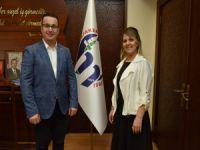 Bursa'nın tek kadın başkan yardımcısı