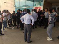 Bursa'da hastanede kavga!