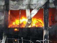 Kocaeli'nde büyük yangın!